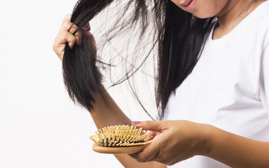 Caída del cabello en otoño